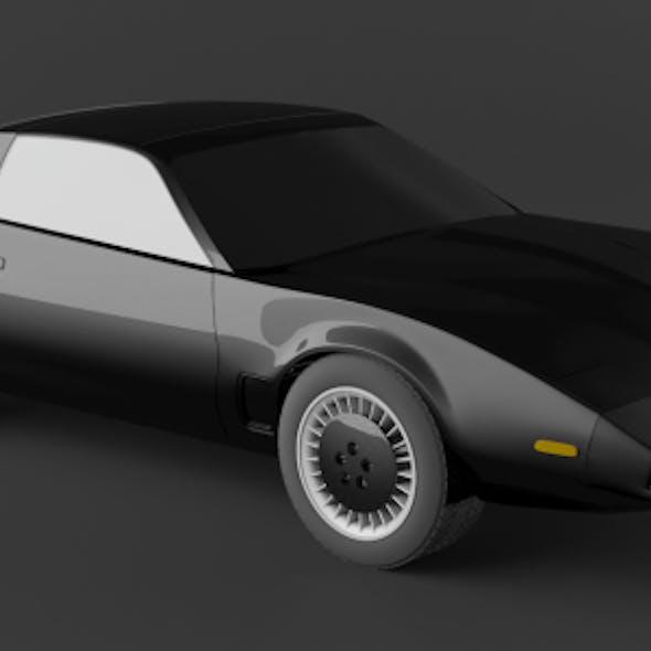 KITT Knight Rider Pontiac Firebird 1982