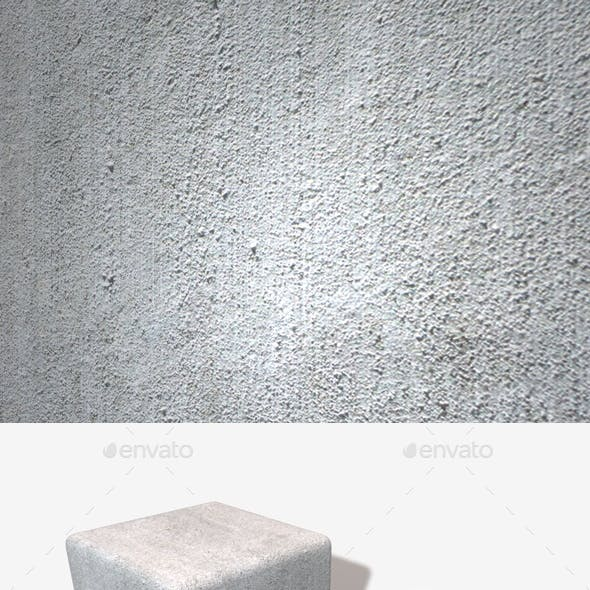 Rough Industrial White Wall Seamless Texture