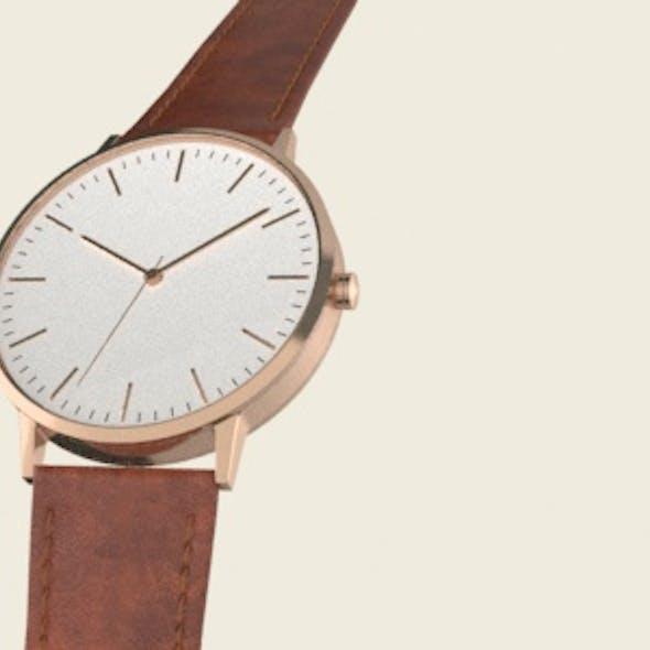 Designer Modern Watch