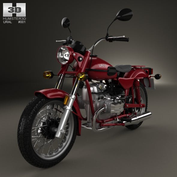 Ural Solo sT 2013