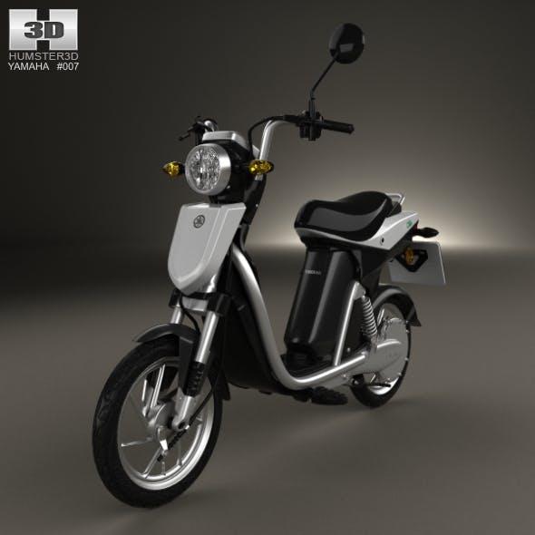 Yamaha EC-03 2013 - 3DOcean Item for Sale