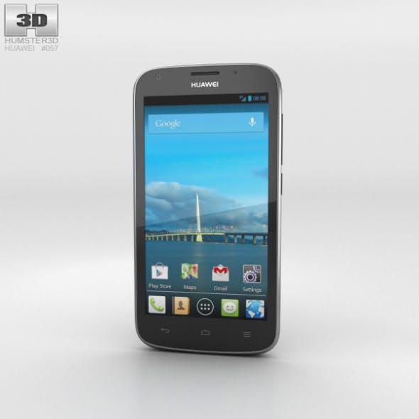 Huawei Ascend Y600 Black - 3DOcean Item for Sale