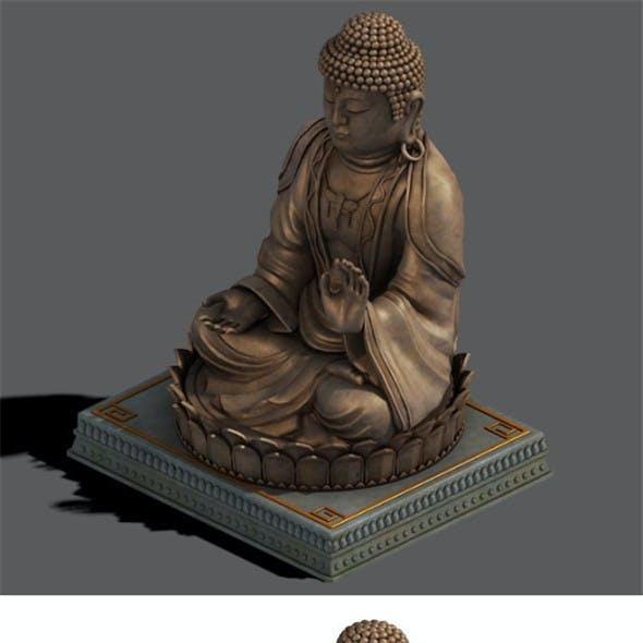 Sculpture - Big Buddha