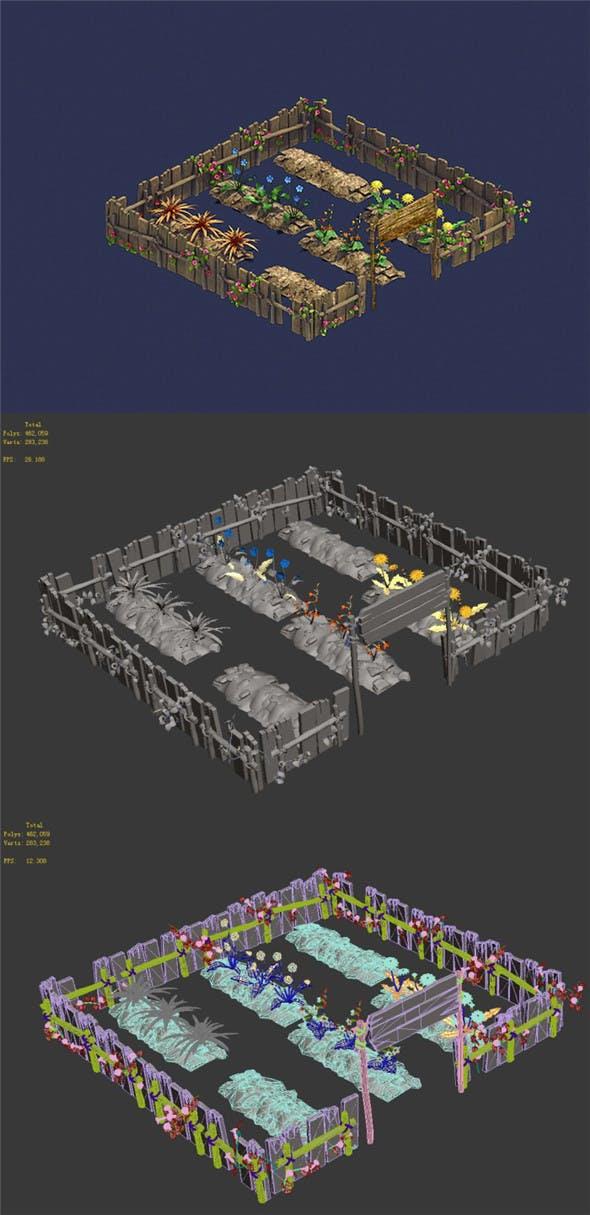 Personal - Plantation 02 - 3DOcean Item for Sale