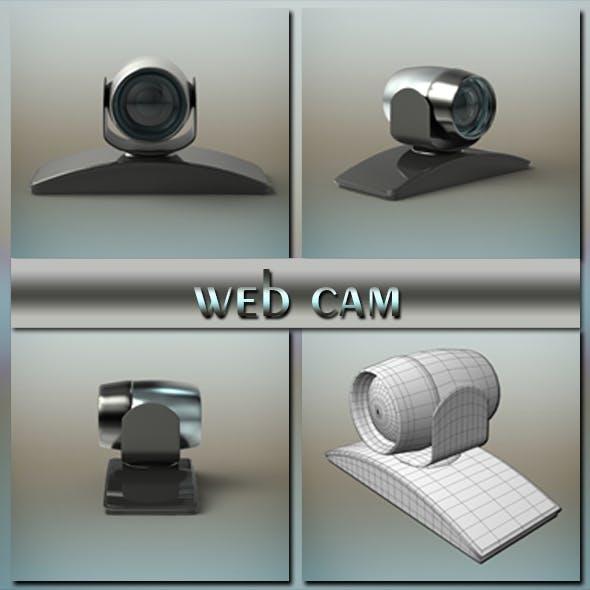 web cam - 3DOcean Item for Sale