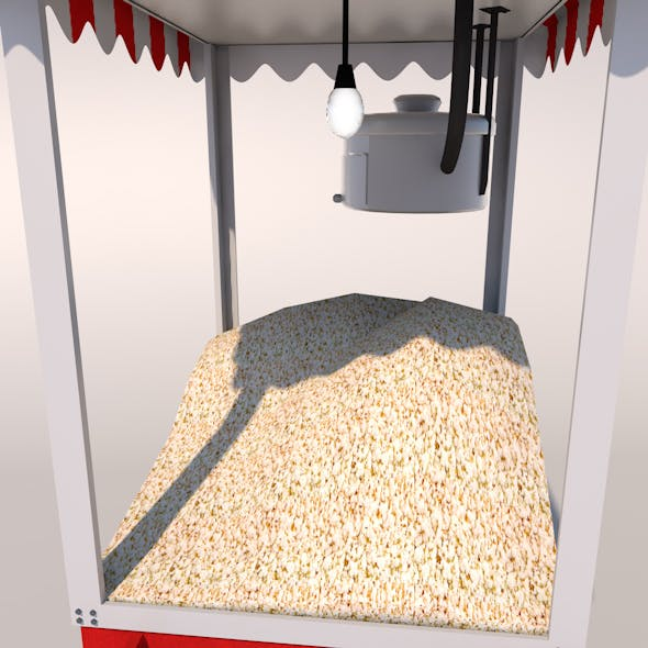 Popcorn Wagon ( Full Edition )