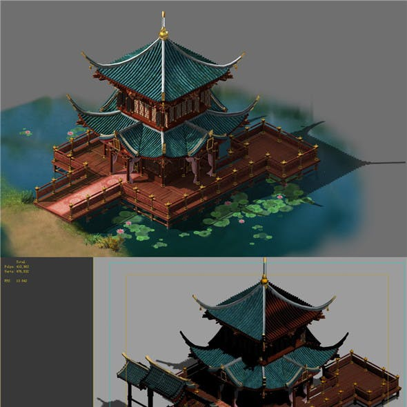 Building - Water loft 02