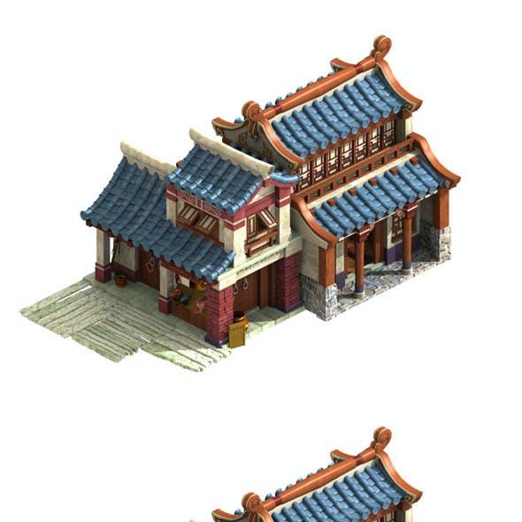 Cartoon - House 05
