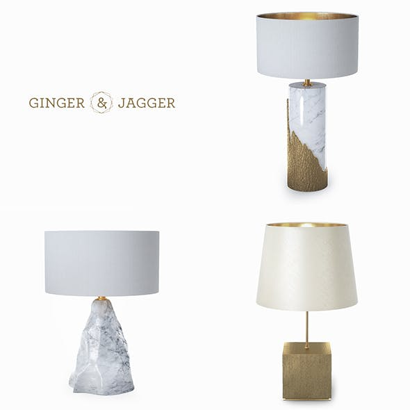 Ginger & Jagger lamps