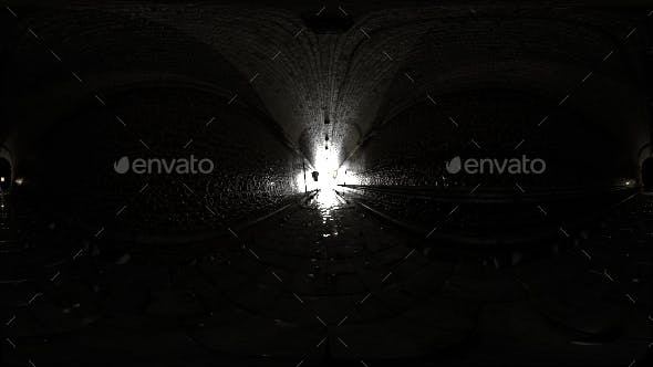 Dark Tunnel HDRi - 3DOcean Item for Sale