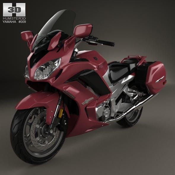 Yamaha FJR1300 ES 2013 - 3DOcean Item for Sale