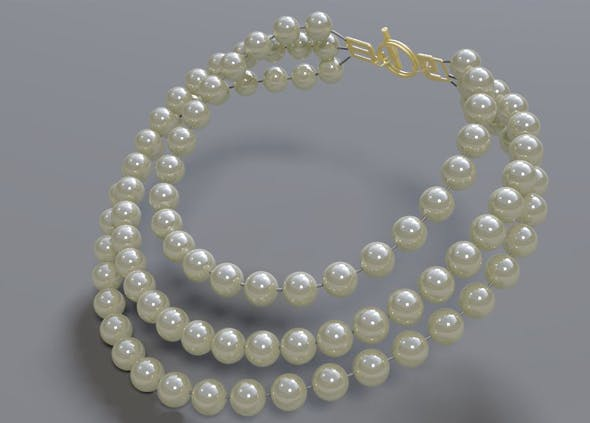 Beads - 3DOcean Item for Sale