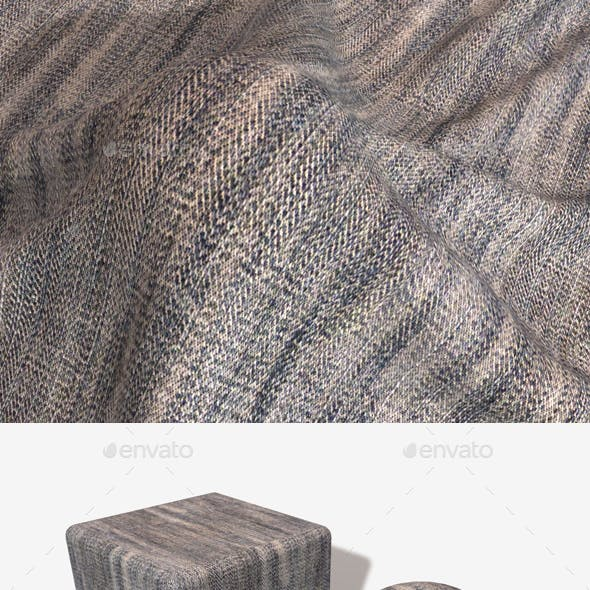 Worn Denim Seamless Texture