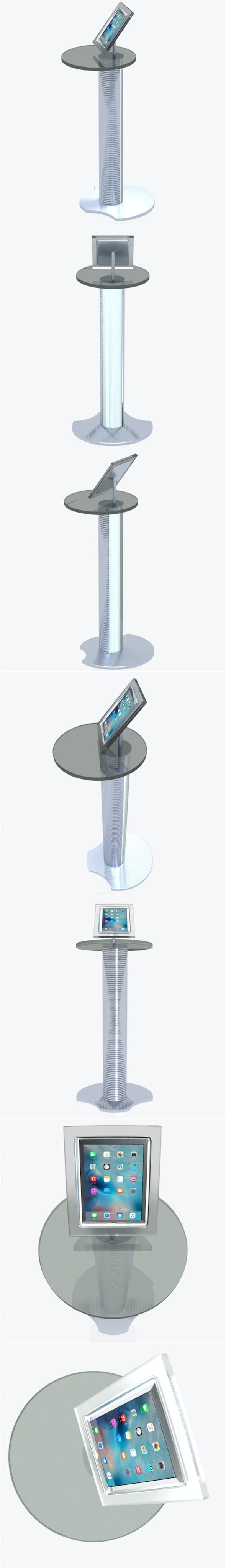 Lectern 2 - 3DOcean Item for Sale