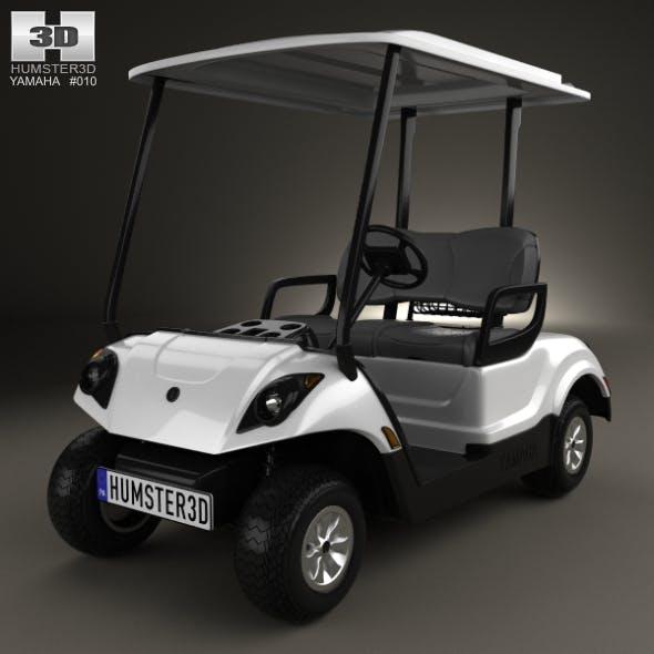 Yamaha Golf Car Fleet 2012