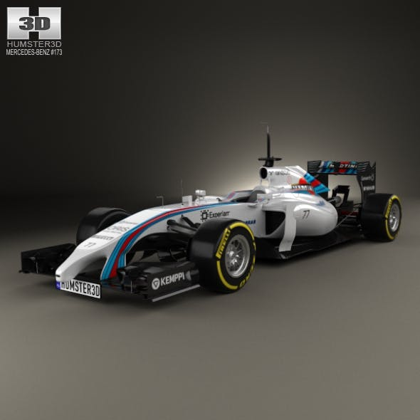 Williams FW36 2014