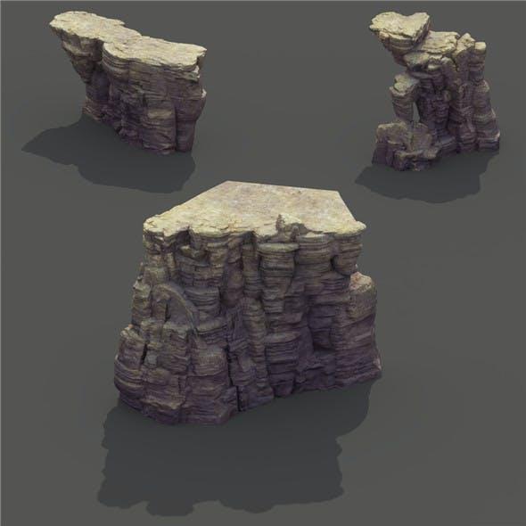 Mountain - terrain 08