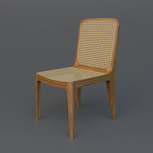 Bossa Chair by Jader Almeida | Sollos - 3DOcean Item for Sale