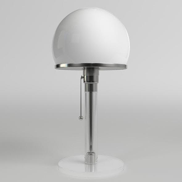Wagenfeld Table Lamp