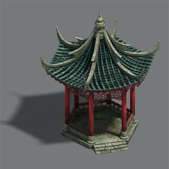 Shushan - pavilion