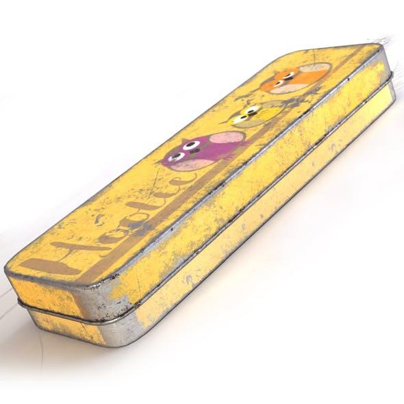 HD Pencil Case