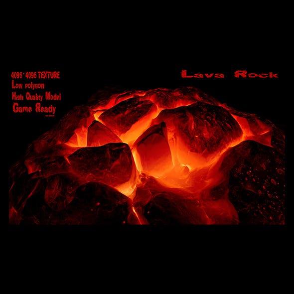 Lava_Rock_1 - 3DOcean Item for Sale