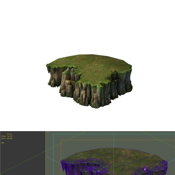 Game Model - Cliff