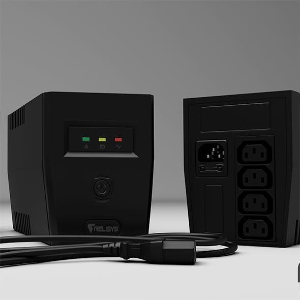 Backup battery - 3DOcean Item for Sale