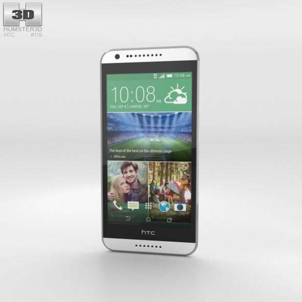 HTC Desire 620G Marble White