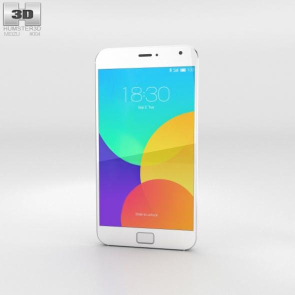 Meizu MX4 Pro White - 3DOcean Item for Sale