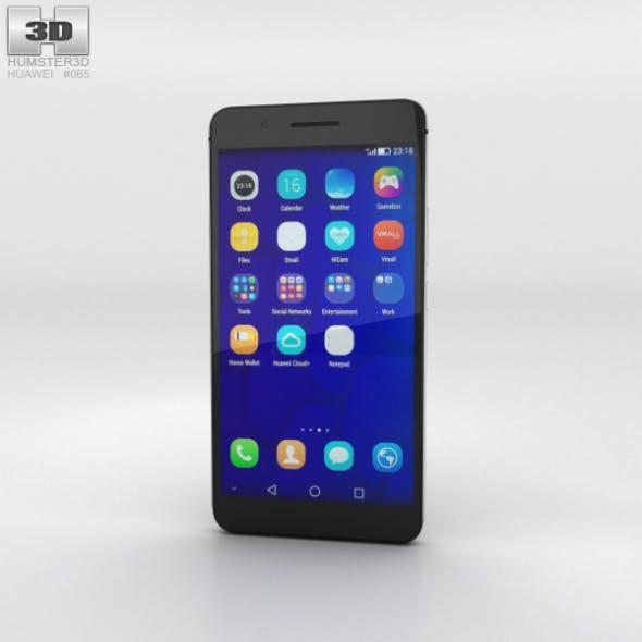 Huawei Honor 6 Plus Black - 3DOcean Item for Sale