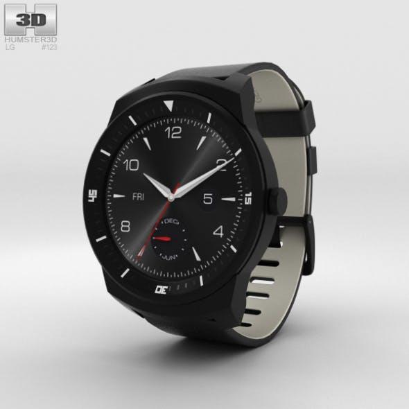LG G Watch R - 3DOcean Item for Sale
