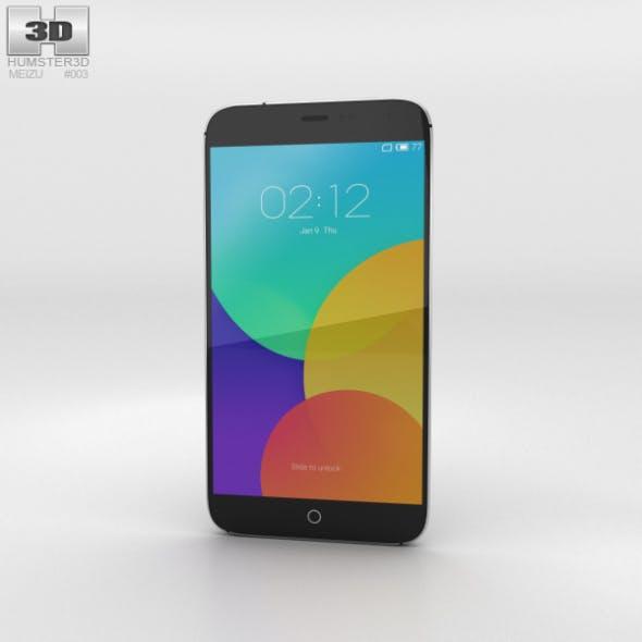 Meizu MX4 Gray - 3DOcean Item for Sale