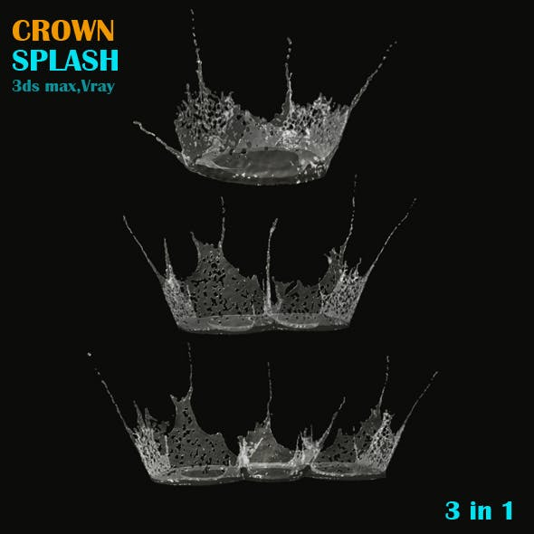 Crown Splash Pack