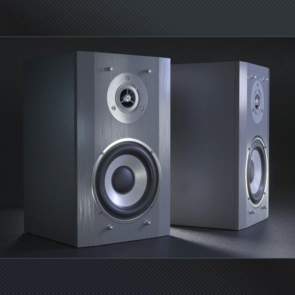 Speakers box music