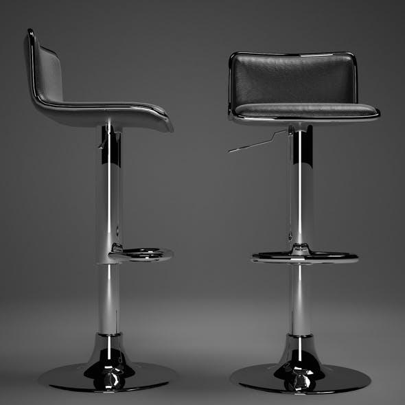 Bar chair black