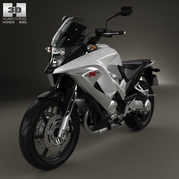 Honda VFR800X Crossrunner 2011 - 3DOcean Item for Sale