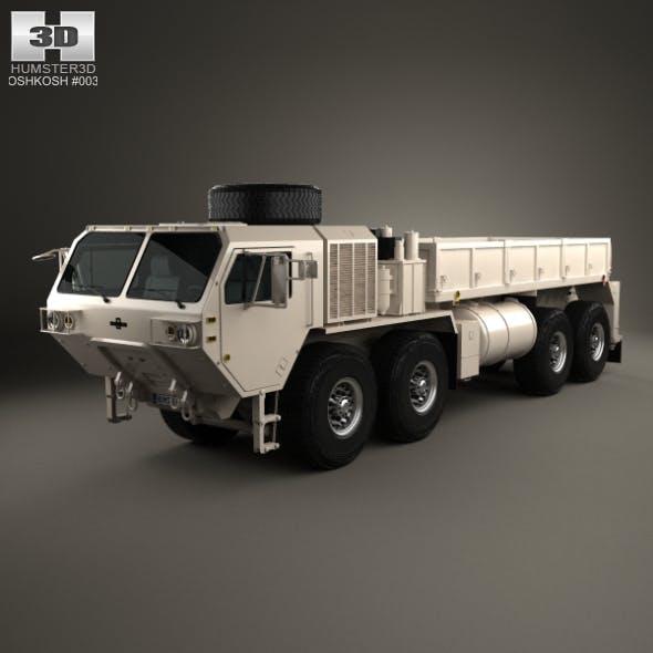 Oshkosh HEMTT M977A4 Cargo Truck 2011