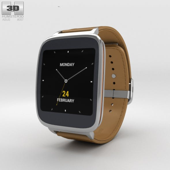 Asus ZenWatch Brown