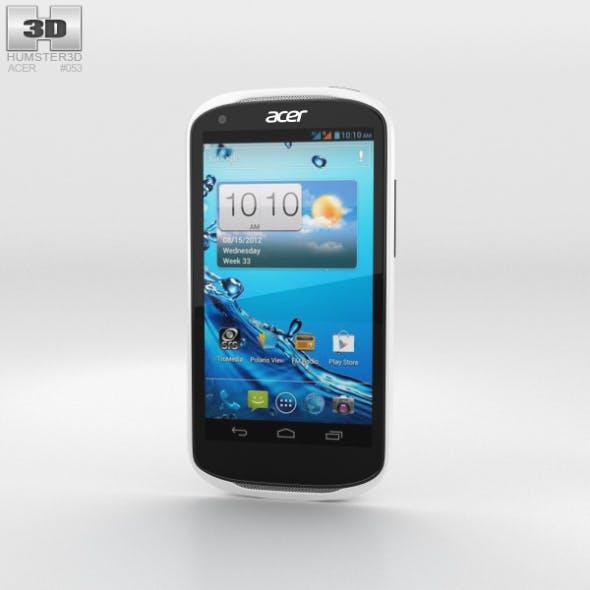 Acer Liquid E1 White