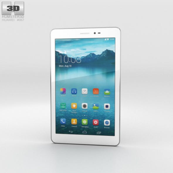 Huawei Honor Tablet White