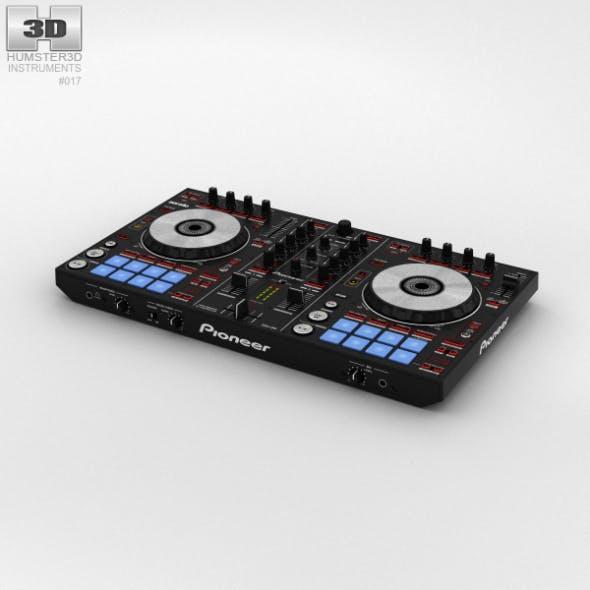 Pioneer DDJ-SR DJ Controller - 3DOcean Item for Sale