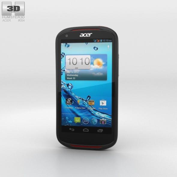 Acer Liquid E1 Black - 3DOcean Item for Sale