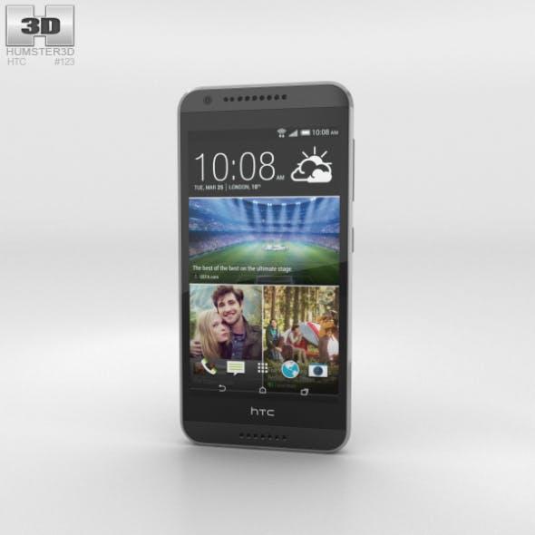 HTC Desire 620G Tuxedo Grey - 3DOcean Item for Sale