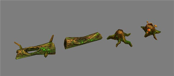 Game Model Arena - stakes 01 01 - 3DOcean Item for Sale