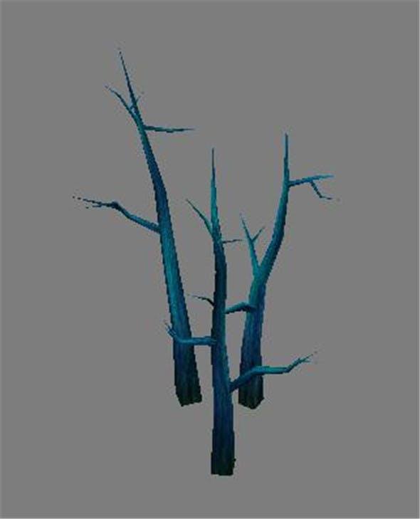 Game Model Arena - Variation grass flowers trees 010 01 - 3DOcean Item for Sale
