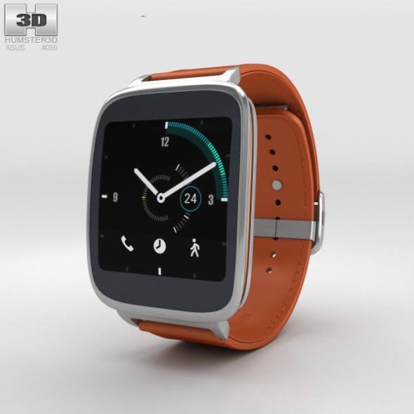 Asus ZenWatch Orange - 3DOcean Item for Sale