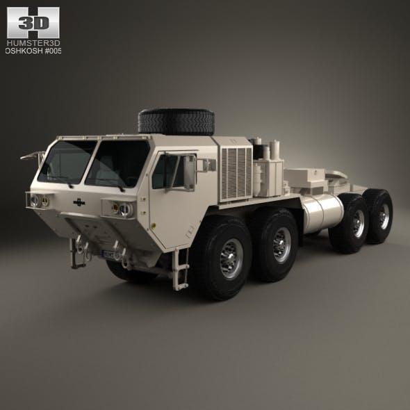 Oshkosh HEMTT M983A4 Patriot Tractor Truck 2011 - 3DOcean Item for Sale