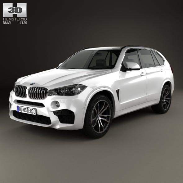 BMW X5 M (F15) 2014