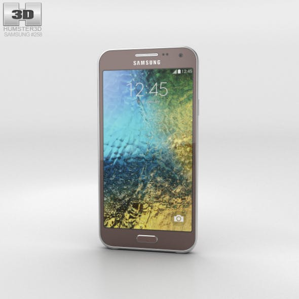 Samsung Galaxy E5 Brown